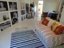 Lounge and Photo Wall