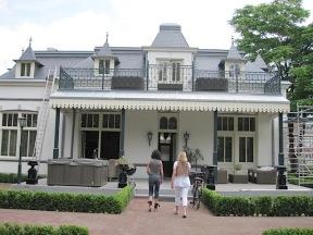 Renovated Manor residence
