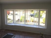 New Bay Window to Bedroom