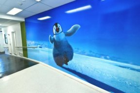 Wall Image Hallway