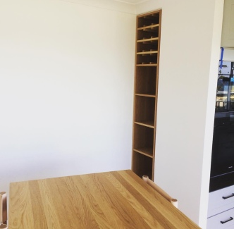 Insert cupboard